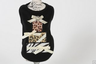 Party Animal Gift Box Tank Black