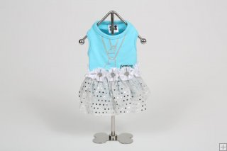 Open Heart Necklace Sniffany Dress